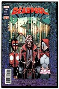 Deadpool #25 Giant-Size (Marvel, 2017) NM