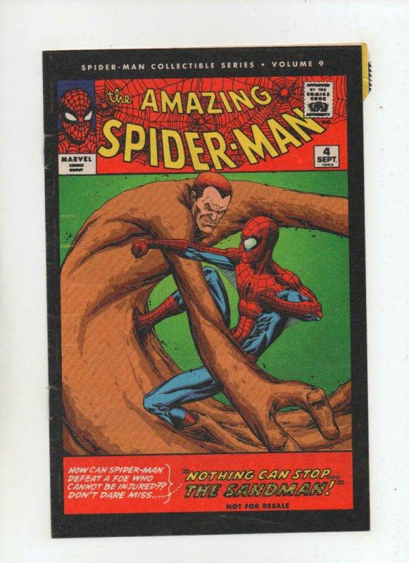 AMAZING SPIDER-MAN #4, VF+, Reprint, Spider-man, 2006, Peter Parker, Marvel, B