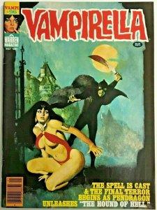 VAMPIRELLA#96 VF 1981 WARREN BRONZE AGE MAGAZINE