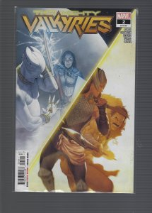 The Mighty Valkyries #2