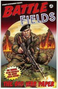 Battlefields (Vol. 2) #3 VF/NM; Dynamite | save on shipping - details inside