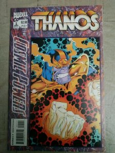 COSMIC POWERS #1 MARVEL COMICS (1994) THANOS