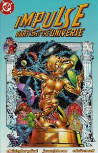 Impulse: Bart Saves the Universe #1 VF/NM; DC   save on shipping - details insid