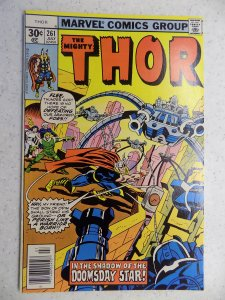 MIGHTY THOR # 261