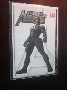 Secret Avengers (2010 1st Series) #1F - 9.0 - 2010