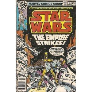 star wars the empire strikes! Vol 1 #18 dec. 1978