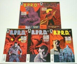 BPRD: Killing Ground #1-5 VF/NM complete series MIKE MIGNOLA B.P.R.D 2 3 4 set
