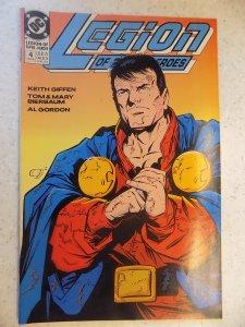 LEGION OF SUPER-HEROES # 4