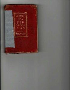 3 Books Rhymes of a Red Cross Man Bataan White Warrior JK10