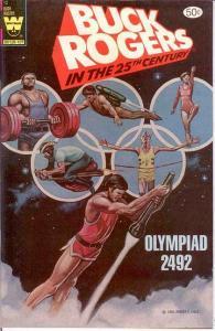BUCK ROGERS (1979-1982 GK/WHITMAN) 12 VF-NM COMICS BOOK
