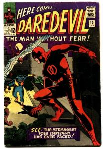 DAREDEVIL-#10-First appearance of THE OWL 1965 comic book