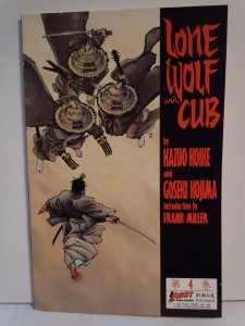 Lone Wolf and Cub #4