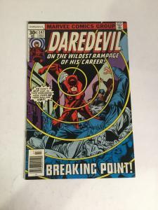 Daredevil 147 Vf/Nm Very Fine Near Mint Marvel Comics Bronze