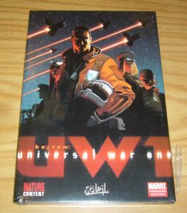 Universal War One HC 1 NEW - SEALED hardcover DENIS BAJRAM marvel comics soleil