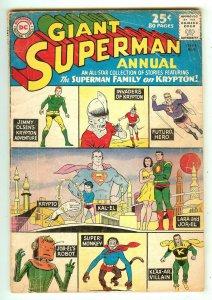 Superman Annual 5   All Krypton Issue