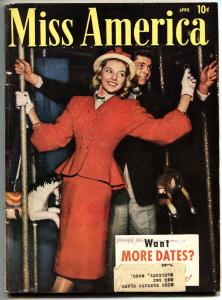 Miss America Comics Vol 5 #6 1947 - Patsy Walker- Timely Golden Age