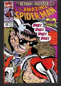 The Amazing Spider-Man #339 (1990)
