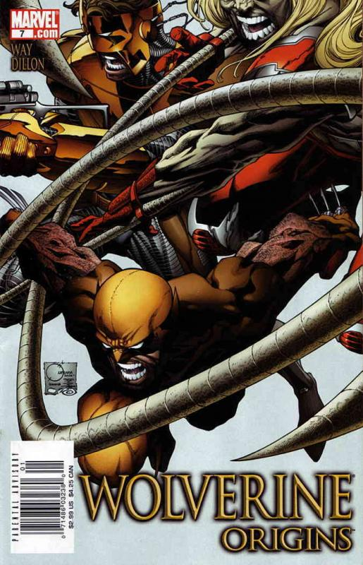 Wolverine: Origins #7 VF/NM Marvel - save on shipping - details inside