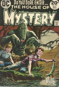 House of Mystery (1951 series) #219, Fine- (Stock photo)