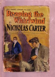 NEW MAGNET LIBRARY-#1220-REAPING WHIRLWIND-NICK CARTER FR