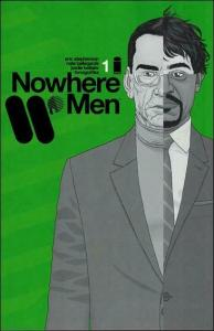Nowhere Men #1 (5th) VF/NM; Image | save on shipping - details inside