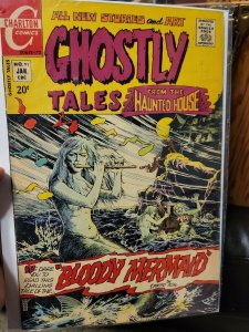 Ghostly Tales #91 in Fine condition. Charlton comics [*85]