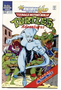 TEENAGE MUTANT NINJA TURTLES ADVENTURES #54-1993-later issue
