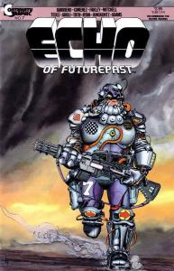 Echo of FuturePast #7 FN; Continuity | save on shipping - details inside