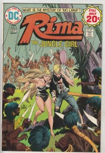 Rima the Jungle Girl #3 (Sep-74) VF/NM+ High-Grade Rima the Jungle Girl