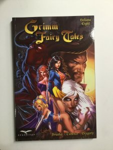 Grimm Fairy Tales Volume Eight Tpb Softcover Sc Near Mint Zenescope