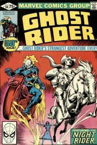 Ghost Rider (1973 series) #50, VF+ (Stock photo)