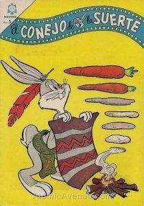 Conejo de la Suerte #234 VG; Novaro | low grade comic - save on shipping - detai