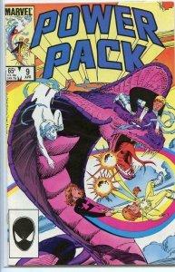 Marvel Power Pack #63 One Shot 2018 NM VT9