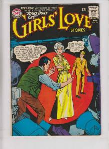 Girls' Love Stories #107 FN november 1964 - april o'day - silver age romance DC