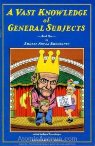 Vast Knowledge of General Subjects, A #1 VF/NM; Fantagraphics | save on shipping