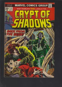 Crypt of Shadows #13 (1974)