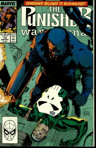 Punisher War Journal #13 - NM - 1st Series