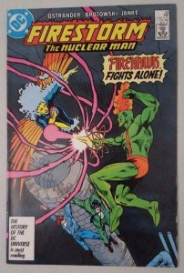 FIRESTORM THE NUCLEAR MAN #59, VF/NM, DC, 1982 1987, more DC in store