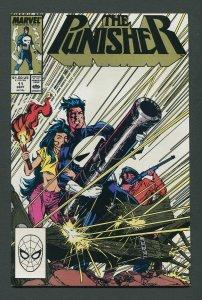 Punisher #11  / 9.2 NM-  September 1988