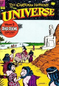 Cartoon History of the Universe, The #3 (2nd) VF/NM; Rip Off | save on shipping