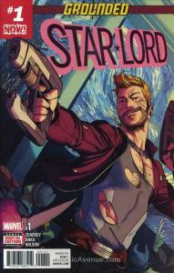 Star-Lord (Marvel, 3rd Series) #1 VF/NM; Marvel | save on shipping - details ins