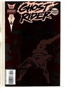 6 Marvel Comic Books Ghost Rider # 44 50 + Blaze # 18 + 2099 # 1 (2) 2 J295