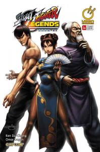 Street Fighter Legends: Chun-Li #3A VF/NM; Udon | save on shipping - details ins