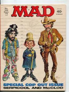 MAD Magazine #97-1965-Mingo-Martin-Jaffee-Drucker-Special Cop Out Issue-VG