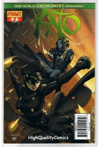 KATO #2, VF+, Green Hornet, Ande Parks, 2010, more in store