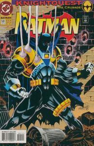 Batman #501 VF/NM; DC | save on shipping - details inside