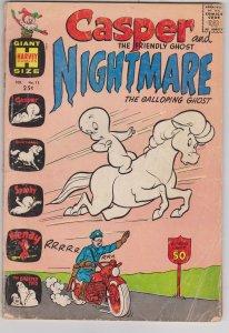 Casper and Nightmare #11