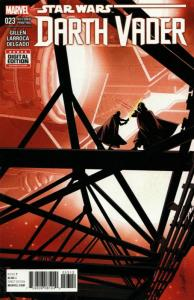 Star Wars Darth Vader #23 / 2nd Printing Variant (Marvel, 2016) NM