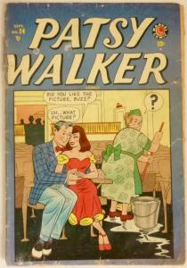 Patsy Walker #24 (Marvel, 1949)