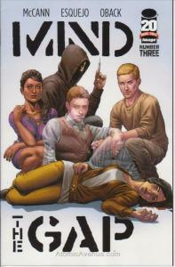 Mind the Gap #3A VF/NM; Image | save on shipping - details inside
